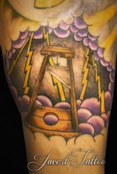 Javert tattoo vichy couleurs 29