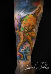Javert tattoo vichy couleurs 35