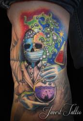 Javert tattoo vichy couleurs 59