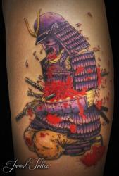 Javert tattoo vichy couleurs 61