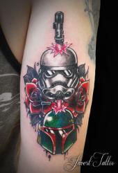Javert tattoo vichy couleurs 67