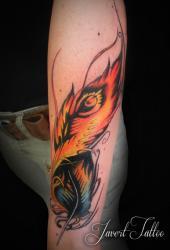 Javert tattoo vichy couleurs 71