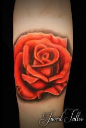 Javert tattoo vichy couleurs 75