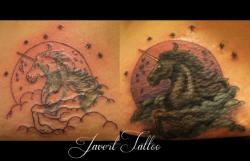 Javert tattoo vichy cover 14