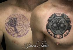 Javert tattoo vichy cover 21