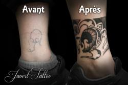 Javert tattoo vichy cover 24