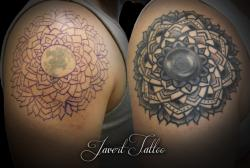 Javert tattoo vichy cover 31