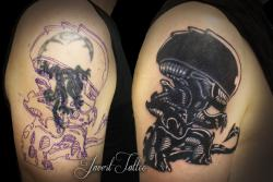 Javert tattoo vichy cover 35