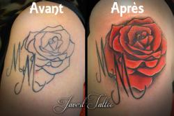 Javert tattoo vichy cover 38