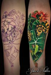 Javert tattoo vichy cover 41