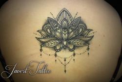 Javert tattoo vichy petit motif 102