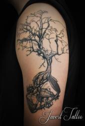 Javert tattoo vichy petit motif 104