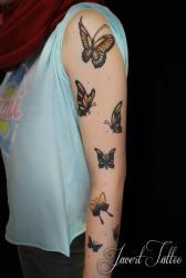 Javert tattoo vichy petit motif 112
