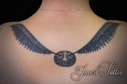 Javert tattoo vichy petit motif 120