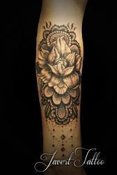Javert tattoo vichy petit motif 121