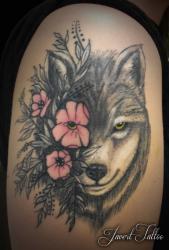 Javert tattoo vichy petit motif 125