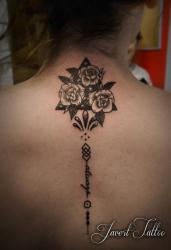 Javert tattoo vichy petit motif 136