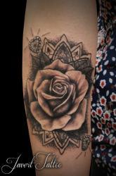 Javert tattoo vichy petit motif 137