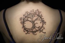Javert tattoo vichy petit motif 81